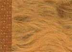 Ткань мохер густой кудрявый длинный MT20219