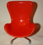 Кресло пластик PL493