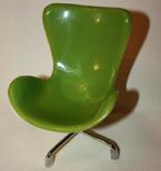 Кресло пластик PL495