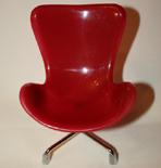 Кресло пластик PL496