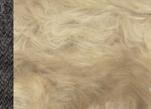 Ткань мохер густой кудрявый длинный MT20253