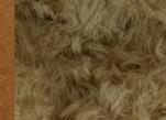 Ткань мохер густой кудрявый длинный MT20263