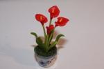Цветок в горшке FT841