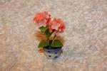 Цветок в горшке FT854
