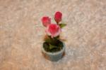 Цветок в горшке FT855
