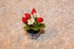 Цветок в горшке FT856