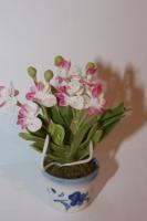 Цветок в горшке FV823