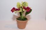 Цветок в горшке FV827