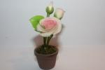 Цветок в горшке FV829