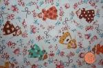 Ткань японская с мелким рисунком TJ6252