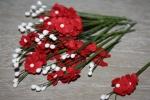 Цветы бумажные FK289