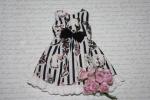 Платье для Blythe NB136